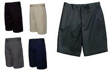 Burnside - Cotton Blend, Chino, Dress Shorts, Golf, Men's Sizes 30-40, b9860