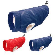 Hundebekleidung Hundemantel Hundejacke Winterbekleidung Rot Blau XS S M L XL