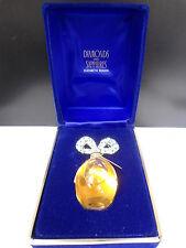 DIAMONDS AND SAPPHIRES by ELIZABETH TAYLOR 25.OZ - 7.5ML PURE PARFUM VINTAGE