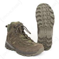 A-TACS FG Squad bottes-Militaire Armée Randonnée Travail Marche Lacets Chaussures Toutes Les Tailles