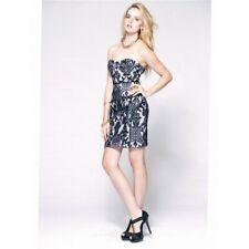 SIGNATURE T - Paris Lace Dress (DR0056 - Black Lace) *BNWT*