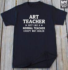 Art Teacher T-Shirt Teacher Birthday Christmas Gifts Teachers Day Gift Idea
