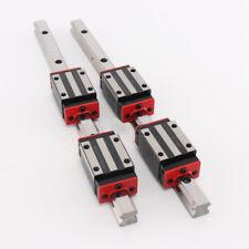 Linear Rail Sliding Guideway C Precision & Rail Block Carriage CNC HGR--15 20 25