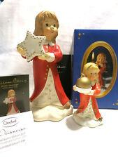 Goebel Jahresengel 1997 o. Weihnacht Engel 20 Jahre Jubiläumsengel Sternenzauber