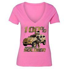 American Flag T-Shirt 4th of july clothes Fourth Army Patriot USA Tshirt Pink