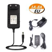 DC12V Netzteil 1A -8A Trafo EU Netzadapter Driver Transformator für LED Streifen