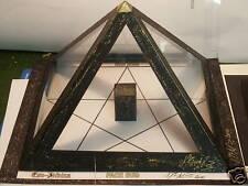 La Pyramide à souhait Magique Esotérisme rare noire  GM