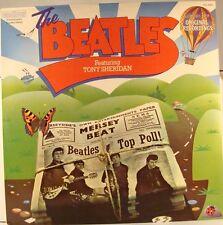 Beatles - The Beatles Featuring Tony Sheridan UK Album
