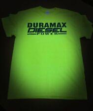 Duramax Diesel safety green t shirt all sizes