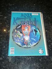 AQUA KNIGHT - Part 3 - No 1 - Date 1998 - Viz Comics