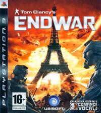 Videogame Tom Clancy s - EndWar PS3