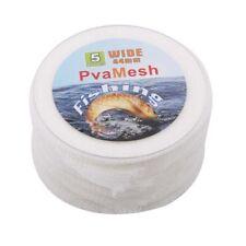 New listing Pva Carp Fishing Mesh Universal Refill Stocking Rig Bait Bags Outdoor D