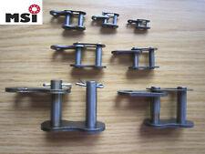 Verschlußglied Kettenschloss Rollenkette Antriebskette 04B1-24B1 DIN 8187
