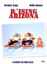 Raising Arizona DVD - Nicolas Cage - Holly Hunter - John Goodman - Coen Brothers