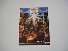 advertising Pubblicità 1981 MOTRON GL-4