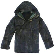 100% Impermeable a prueba de viento chaqueta para hombre S-XXL Cremallera Con capucha kagool Woodland Camo
