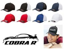 2000 Ford SVT Cobra R Mustang Color Outline Design Hat Cap