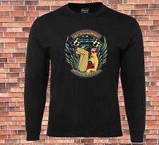 JB's Long Sleeve T-Shirt Speedway motor racing Cool  Sexy Retro Design