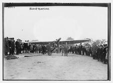 Photo of Bleriot monoplane