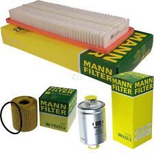 MANN-Filter Inspektions Set Ölfilter Luftfilter Kraftstofffilter MOLK-9733051