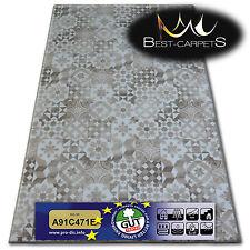 meilleur tapis résistant doux Maiolica beige LISBOA TEINTURE escaliers