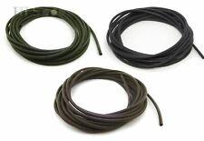 2m Tungsten tubing WEEDY MUDDY GREY heavy supple rig tubing 19g per pack HLS