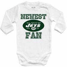Baby bodysuit Newest fan New York Jets, football, kids One Piece jersey