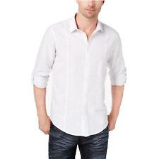 INC International Concepts Men's Linen Shirt