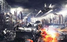 192406 Battlefield Game Wall Print Poster CA