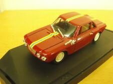Lancia Fulvia Coupè HF Stradale 1965,rot,1:43,ProgettoK