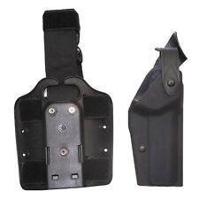 Military Pistol Paintball Tactical Army Black Holster Leg Holster Belt Colt 1911