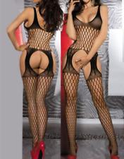 Sexy Body Lingerie Bodystocking Fishnet Sex Bodysuit Net Sleepwear Babydoll SEO