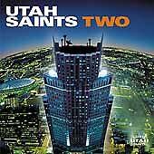 Two by Utah Saints (CD, Jul-2001, Nettwerk)