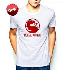 Mortal Kombat T - Shirt Game Nintendo Martial Arts Video PC Spiele Movie NEU