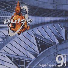 Pulse 9 - Deeper Space - RARE 2CD - NEUWARE - NEW & SEALED GOA TRANCE - TBFWM