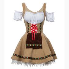 Sexy Bavarian Dirndl Costume German Beer Girl Gretchen Fancy Dress