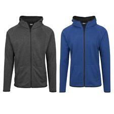 Urban Classics Active Melange Zip Hoody Kapuzen Jacket Sweatjacke Sport Training