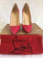 Christian Louboutin So Kate 120 Patent 37 & 38 $675