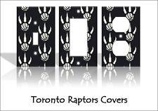 Toronto Raptors Light Switch Covers Basketball NBA Home Decor Outlet