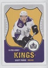 2010-11 O-Pee-Chee Retro #15 Scott Parse Los Angeles Kings Hockey Card