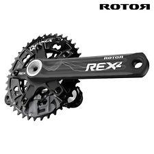 ROTOR REX2.2 MTB CRANKSETS WITH XC2 QRINGS