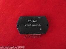 2pcs, stéréo amplificateur de puissance stéréo STK465 SANYO nouveau