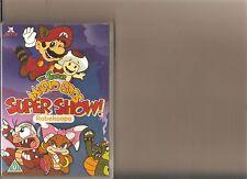 SUPER MARIO BROTHERS SUPER SHOW VOLUME 3 ROBOKOOPA DVD RETRO 80S BROS