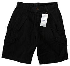 ASICS Armine Raven black shorts men's bermuda neri uomo cod. 7011IP