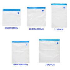Food Storage Bags Magic Seal for Vacuum Sealer Storage Bags Food Saver Ziplock S