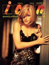 MADONNA ICON FAN MAGAZINE Vol. 5 No. 4 1995