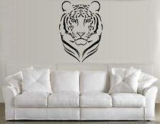 WALL STICKERS ADESIVI MURALI TIGRE parete muro adesivo Tiger Animal casa natura