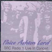 Paice Ashton & Lord - BBC Radio 1 Live in Concert Live Recording deep purple cd