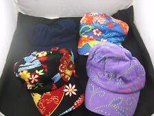 Chatty Hatty Baseball Cap NWOT Multiple Patterns Style 3001 Ladies