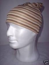 Cappello Semplice Righe 4 colori 100% Cotone Makò/Simple Hat